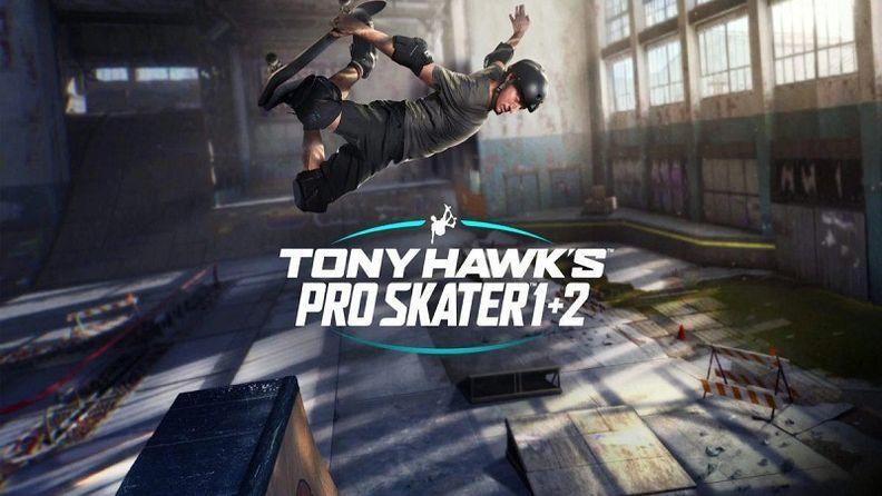 《【煜星娱乐注册】《托尼霍克滑板合集》NS版售价曝光将推出实体版》