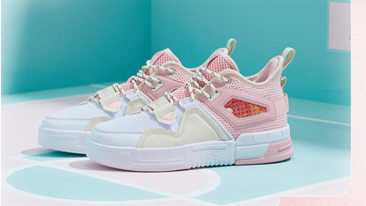 """全新361度""""云舒""""女子文化篮球鞋发售!仅仅100元出头的售价,性价比超高的穿搭利器"""