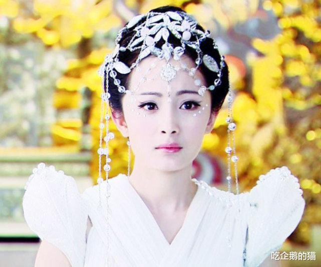 这10大女星的古装扮相,实在太美了,个个都是仙女级别的!