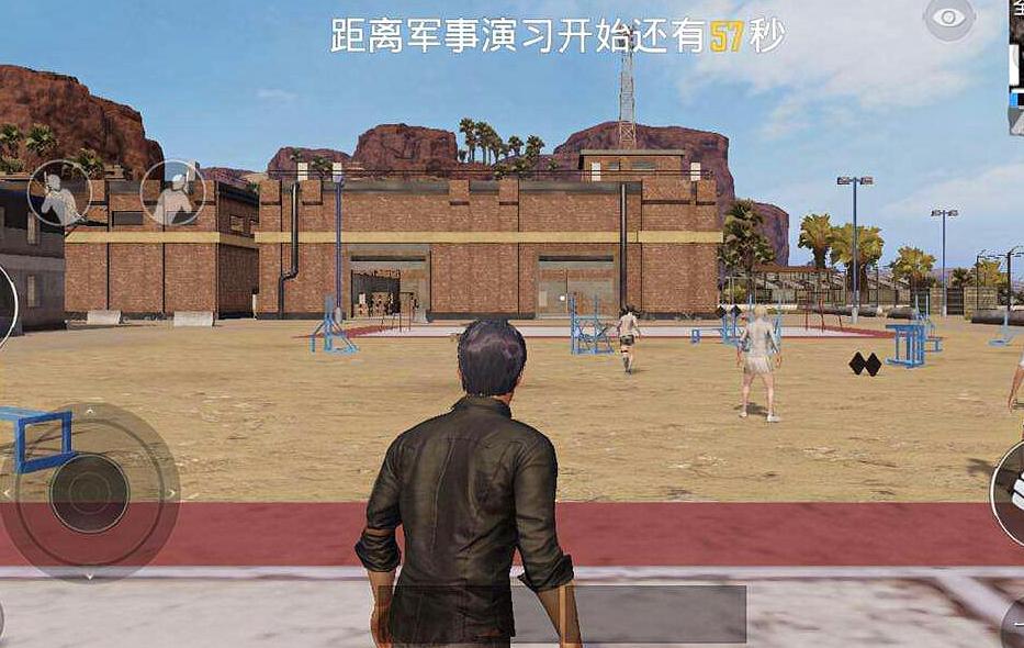 《【合盈国际在线平台】游戏《和平精英》,陀螺仪是用来打高倍狙的,高倍狙手滑很难瞄头》