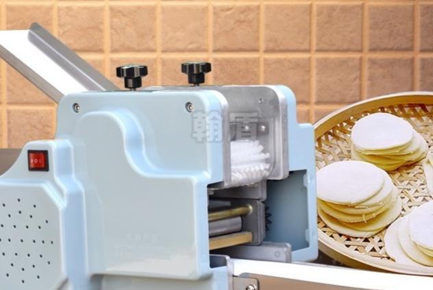 开饺子馄饨店面皮手擀、机器做还是买现成的?正确选择才能开店