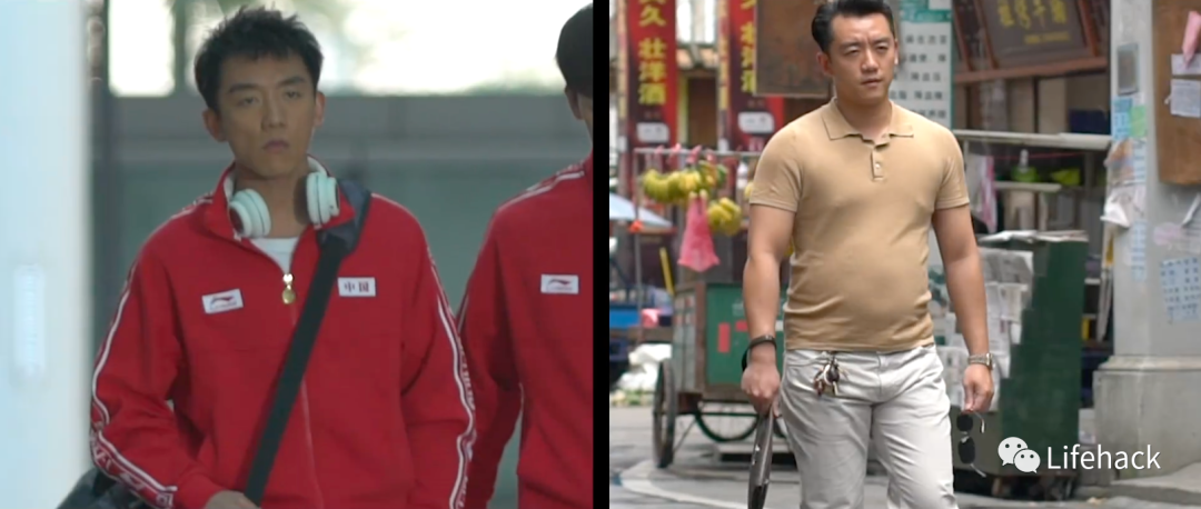 35岁郑恺近照曝光:为拍片暴增40斤,再减回肌肉男,这也太开挂了