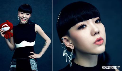 她曾是中国好声音冠军,如今居然落到在街头商演
