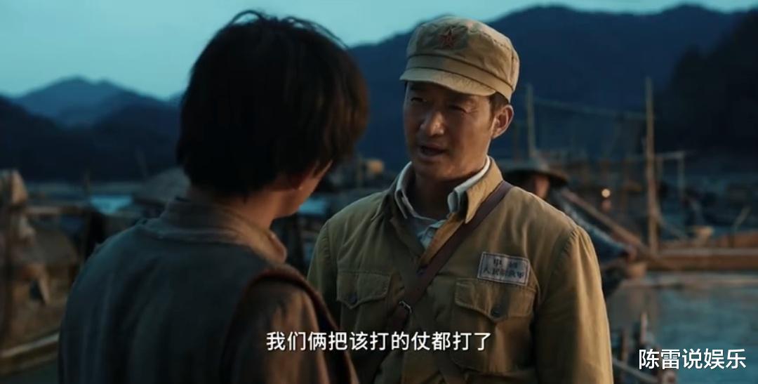 """""""长津湖""""拍摄花絮让人泪目,所有主创齐心协力,势必会带来好的作品!"""