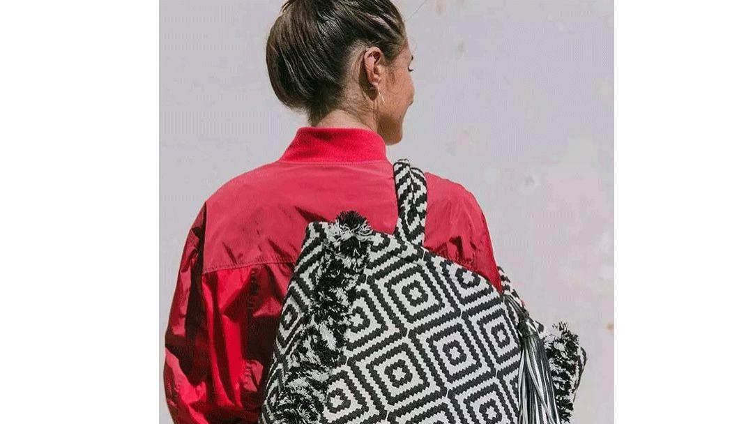 【灵感来源】实用又时尚的托特包真是太百搭了~