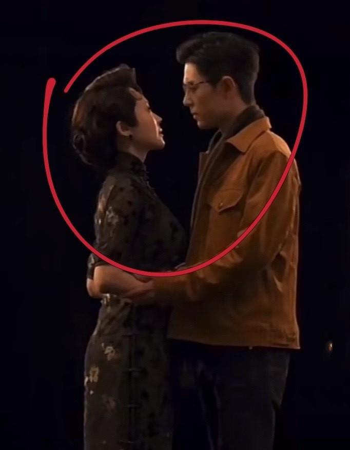 """肖战《如梦之梦》和许晴""""接吻""""!两人吻得好深情,全程不借位"""