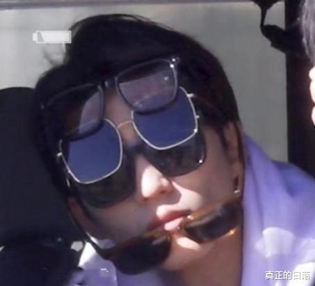 一张脸戴四副眼镜,画风越走越偏,王俊凯到底受了什么刺激?