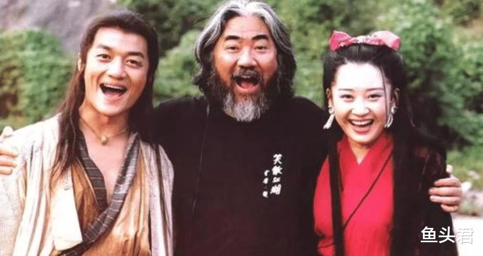 《笑傲江湖》开拍10天,邵兵就被赶出剧组,张纪中:恨不得扇他