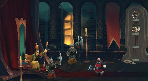 《【手机煜星注册】类似鬼谷八荒的战斗方式,以斯拉夫传说为背景的动作类RPG出炉!》