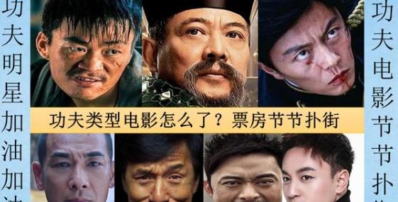 功夫动作电影怎么了?王宝强赵文卓扑街,期待《怒火》《夜尤伤》