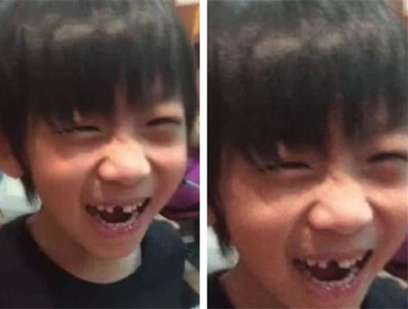 11岁Kimi照片被公开,看到真实颜值后,网友:难怪林志颖不晒了