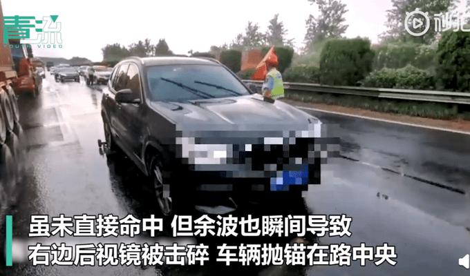 雷雨气候出行,开车遭受雷击怎样办?