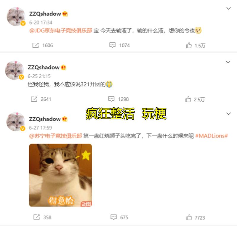 """嘲讽SN,调侃JDG,戏耍xiye,LPL最佳""""整活""""选手诞生!"""