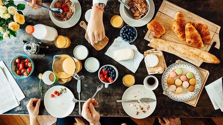 传统的法式早餐是怎样的?带你看看法国人真正吃的早餐美食!