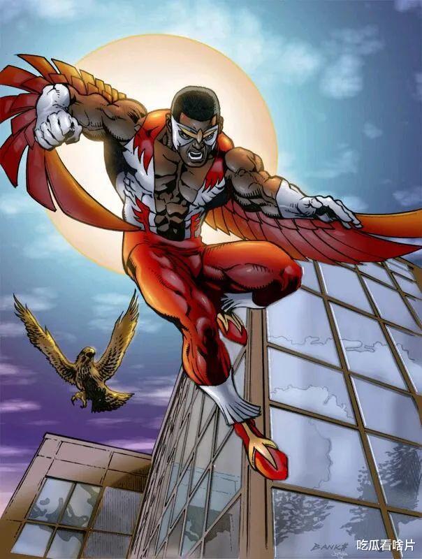 漫威叒被剧透?猎鹰新战衣设计图泄露,钢铁侠参与关键设计!