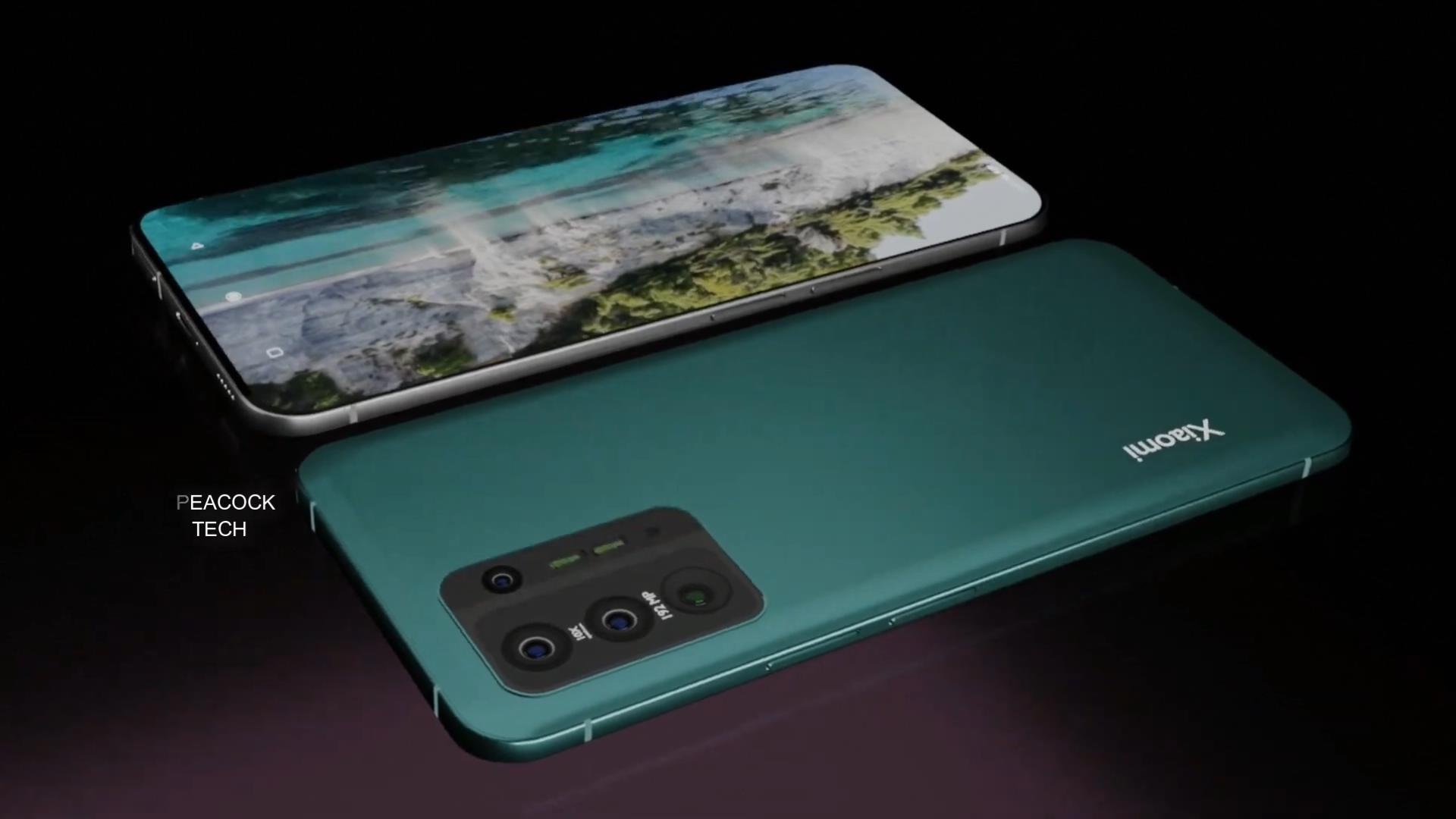 疑似小米MIX系列手机上半年搭载,雷军曾致敬这个系列 数码科技 第4张