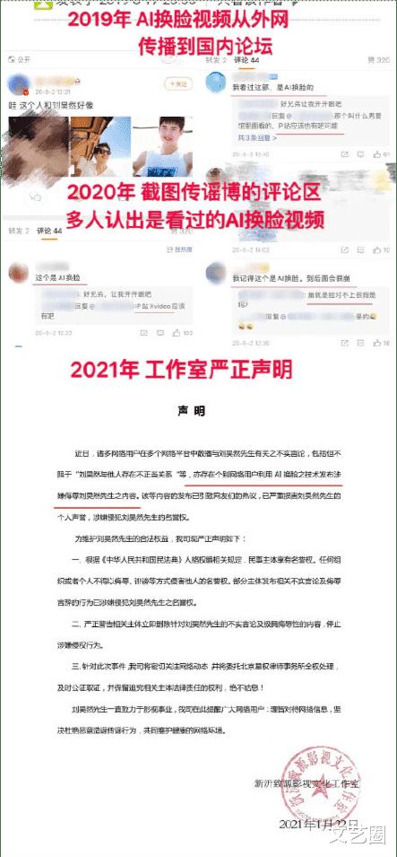王冰冰的脸被换到网红一栗莎子身上,扭臀摆胯让人不适,网友怒斥视频创作者_新浪娱乐新闻