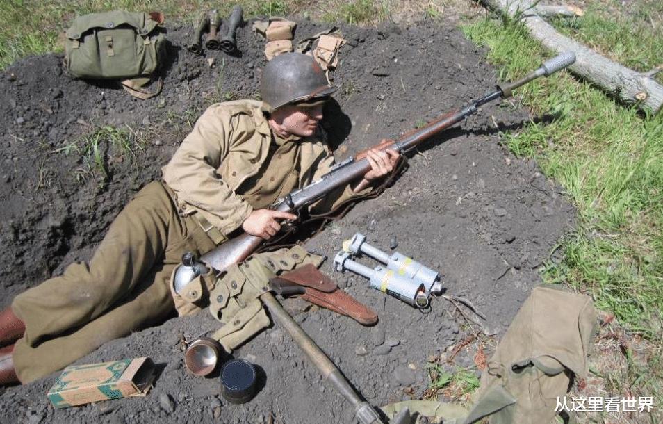 德军二战步卒班,战役力为何能超越美军步卒班?