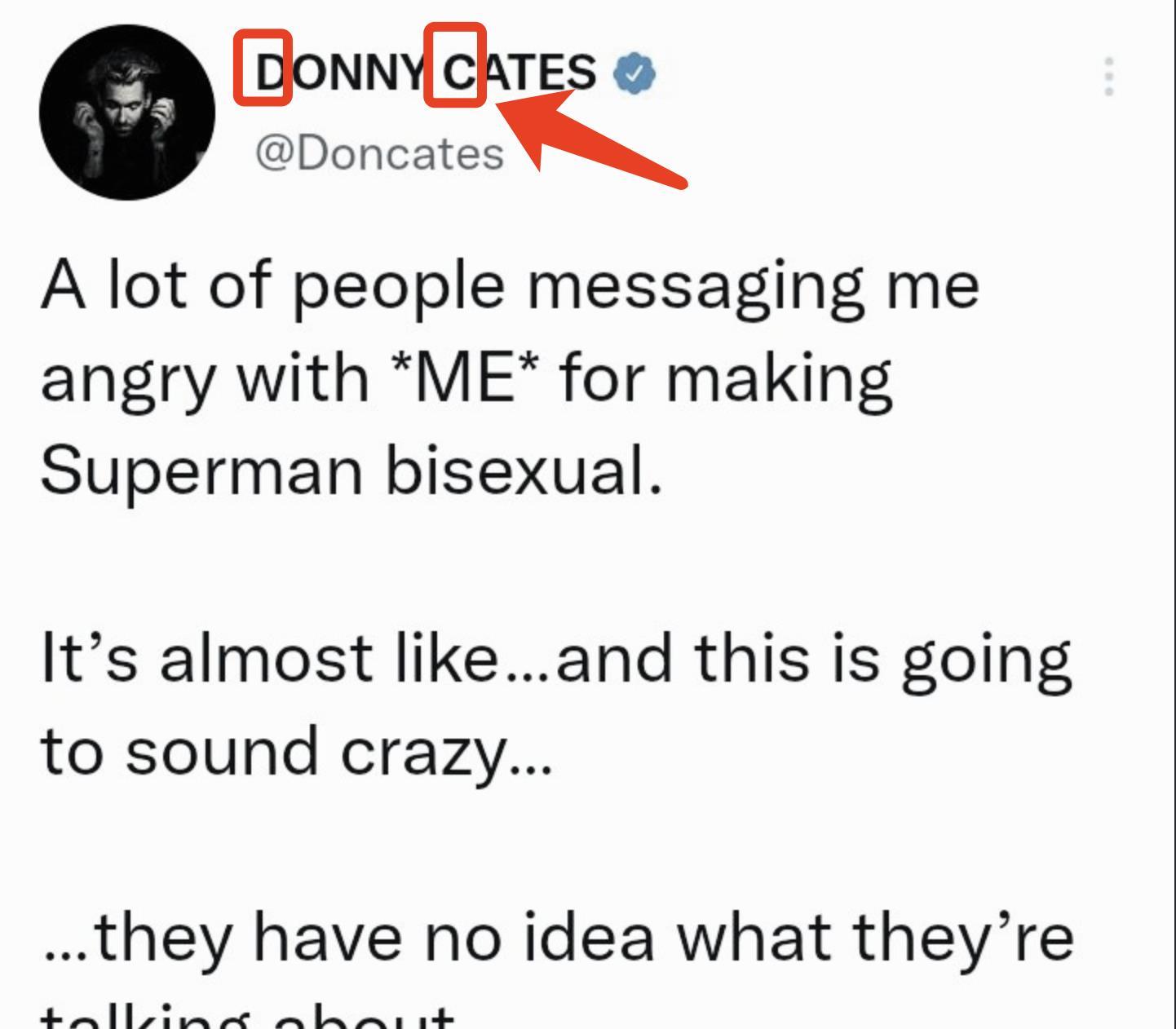 DC出狠招直接让超人出柜,被骂懵的却是漫威编剧?真相要笑死人!(超杀女是漫威的还是DC的啊)