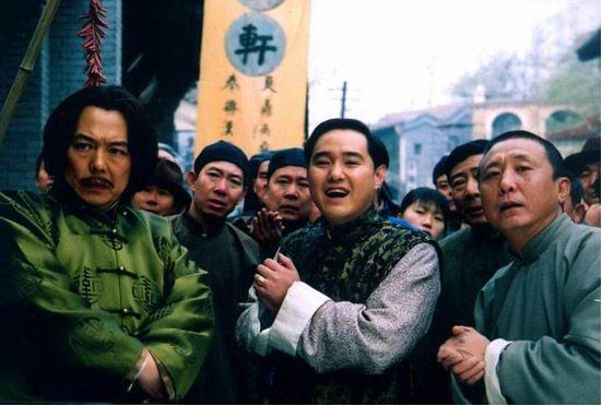 冯雷:13岁上春晚,被张国立提携后意外走红,如今已是圈中实力派