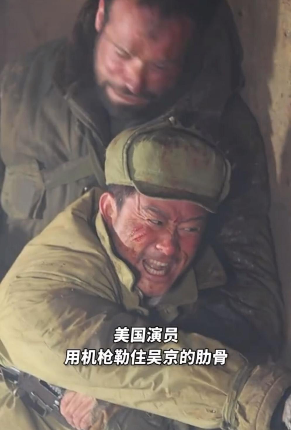 吴京哽咽谈父亲,老人脑血栓住院遗憾未探望,现拍戏把千玺当儿子