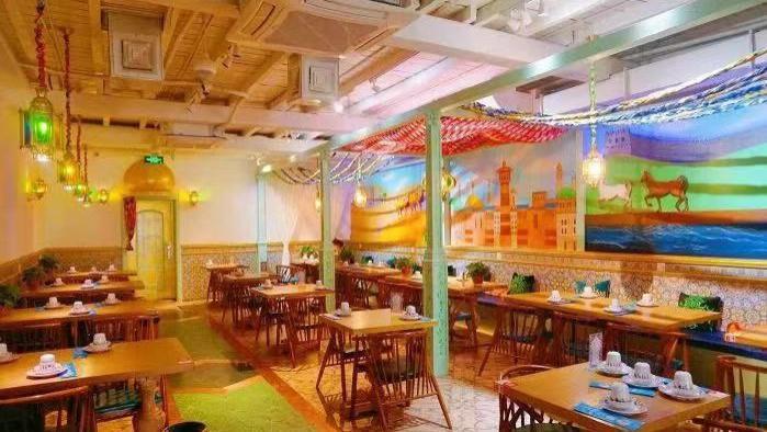 怪兽引力首次探店,清真新疆餐厅,第一次我们还是新人哦!