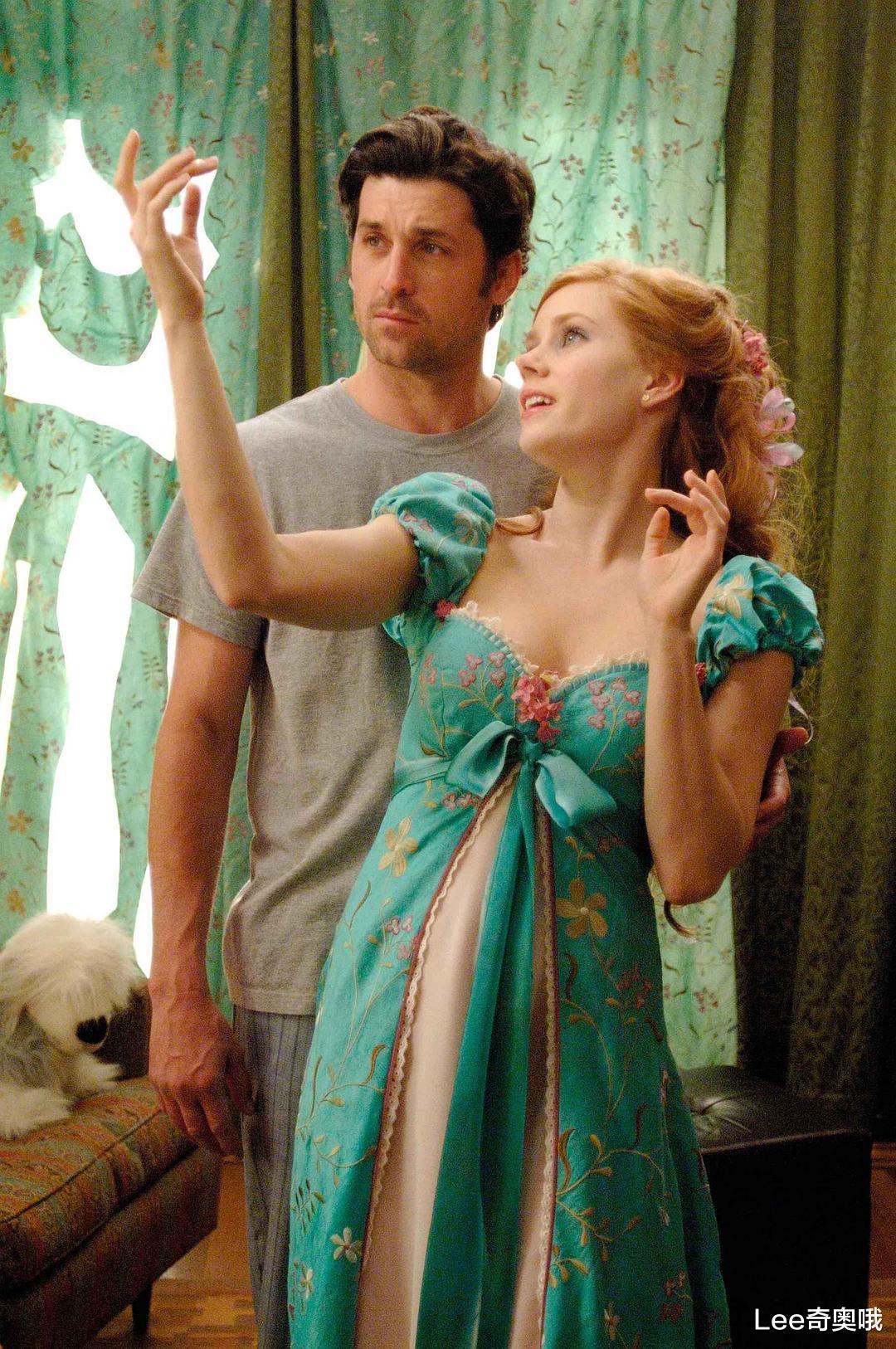 《魔法奇缘2:解除魔法》将于今年夏天开拍首部男女主演回归