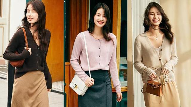 """入秋后40岁女人少穿""""妈妈装"""",尝试这3种穿搭,气质优雅更高级"""
