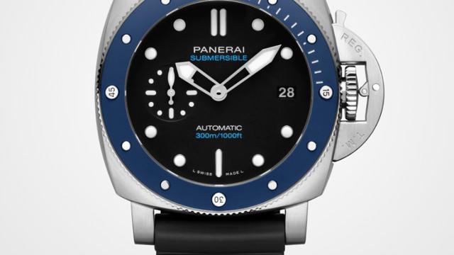 腕表推荐!真正属于男人的腕表品牌——沛纳海