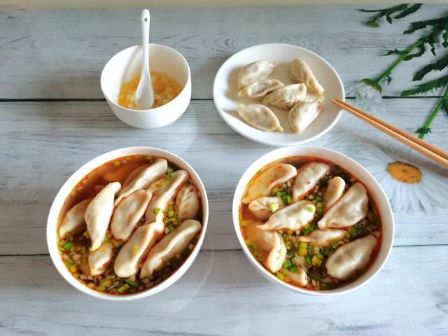 春天吃这个馅料的饺子,味道鲜美补充维生素,用眼多的人更要多吃