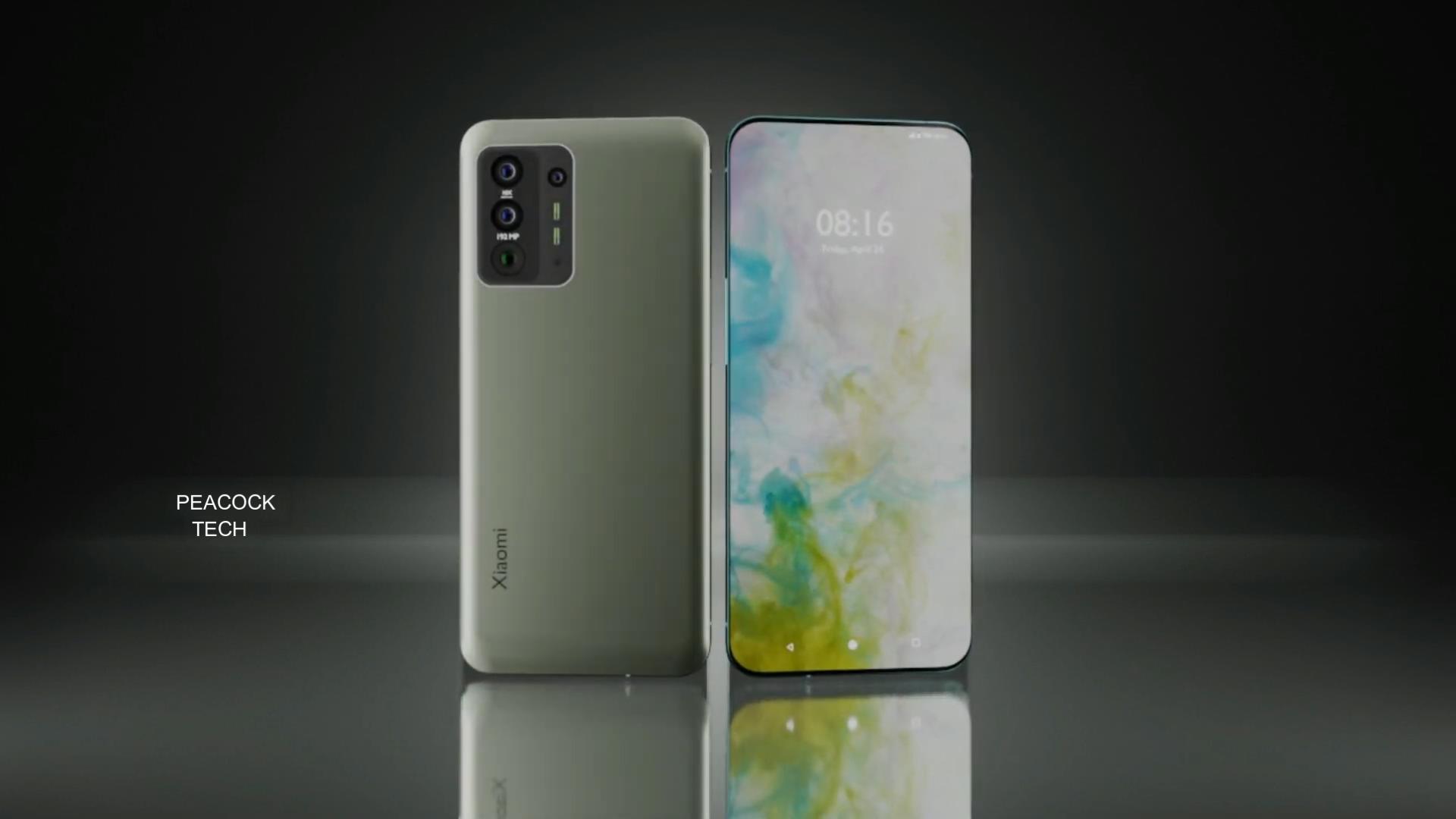 疑似小米MIX系列手机上半年搭载,雷军曾致敬这个系列 数码科技 第2张