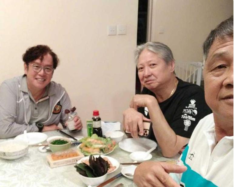 """68岁洪金宝暴瘦至认不出,儿媳回应说""""断食法""""瘦身,身体很健康"""