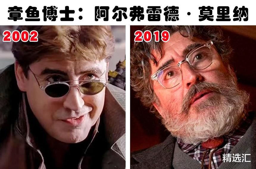 yy娱乐新闻_白种人真的老得快吗?对比老版《蜘蛛侠》演员19年后的转变