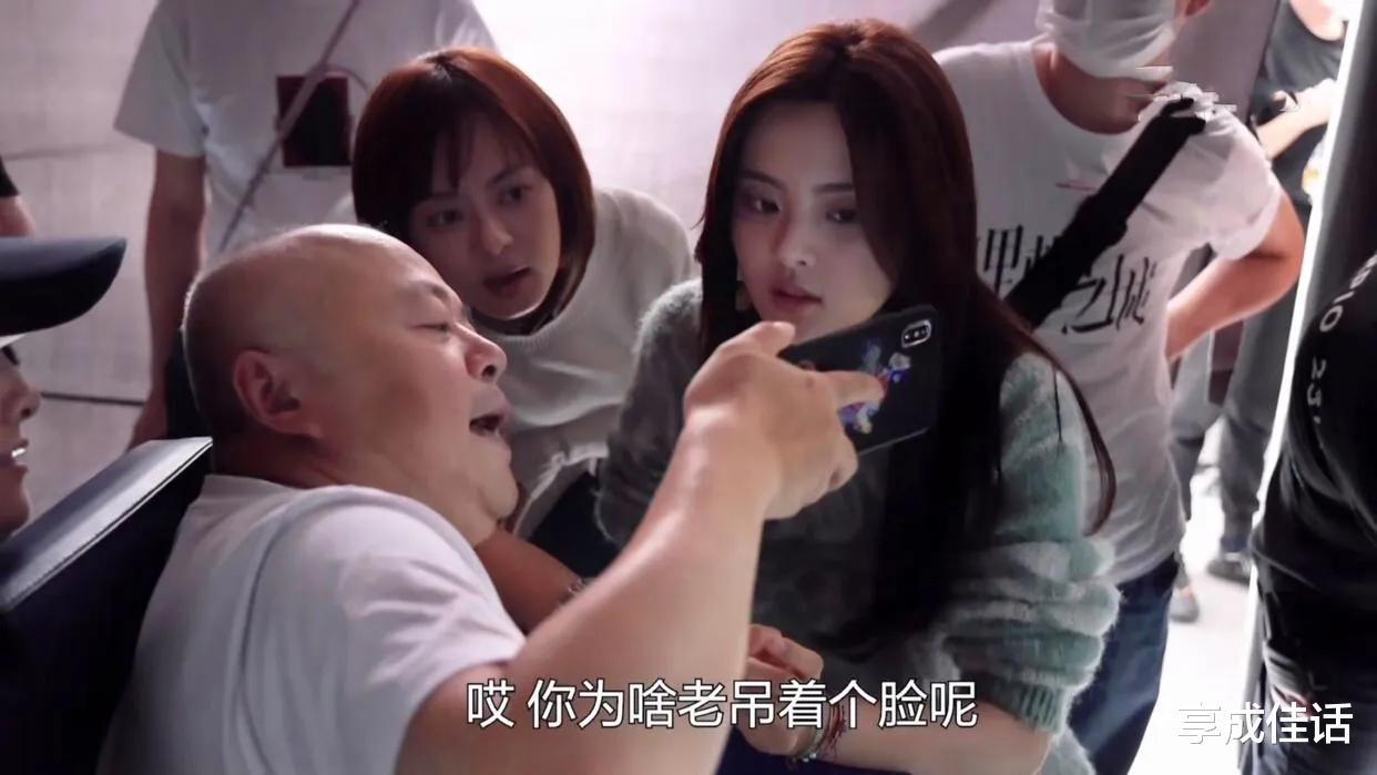 女演员没演技不用装,杨超越跟孙俪比差远了,秦牛正威如何演都出戏