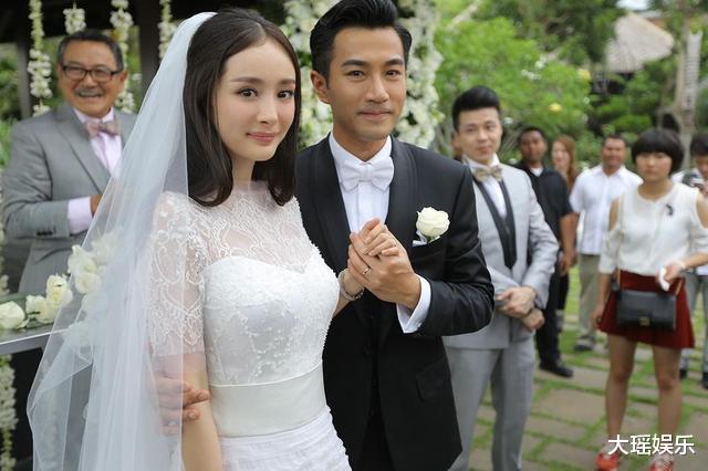 杨幂刘恺威结婚不到四年离婚,赵丽颖冯绍峰结婚不到3年离婚,为何明星容易离婚?
