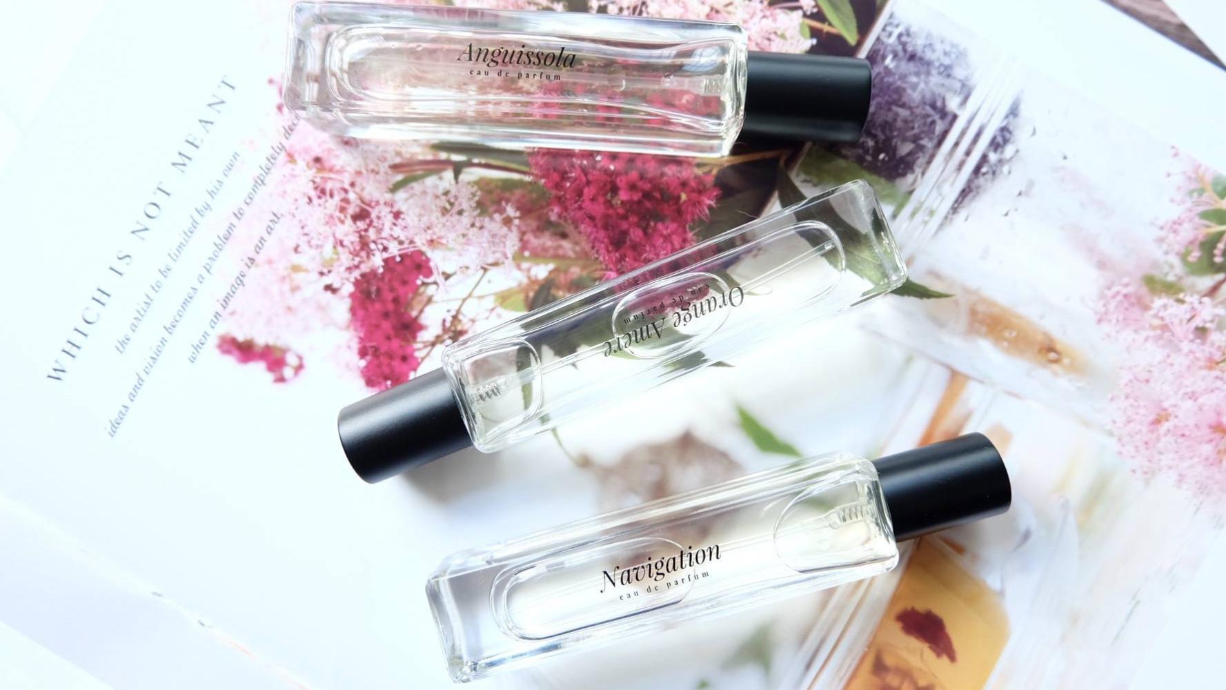 浪漫本就万种风情,维维尼奥清新花园香水