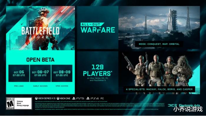 《【煜星娱乐平台怎么注册】战地2042上线Beta公测,入场门票就需5000,玩家:砸锅卖铁!》