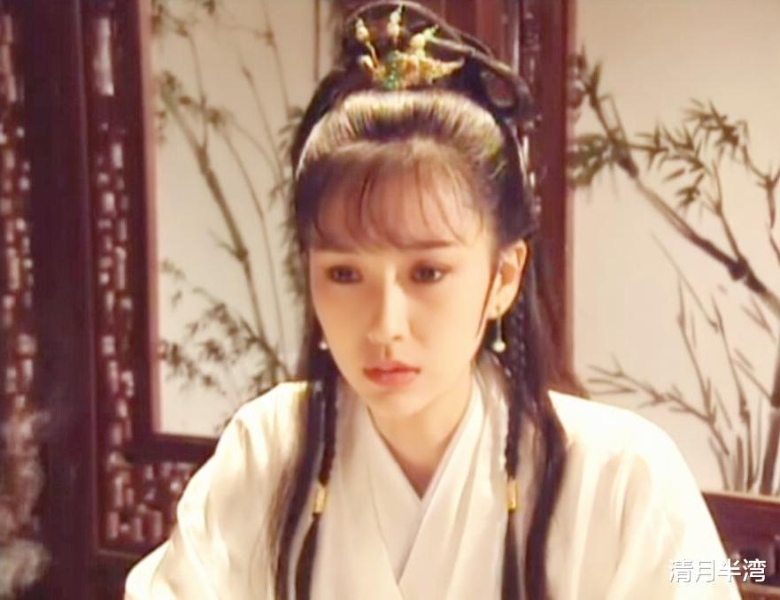 台湾早期冷门古装美人遗珠,只服这10位,辨识度高不说还楚楚动人