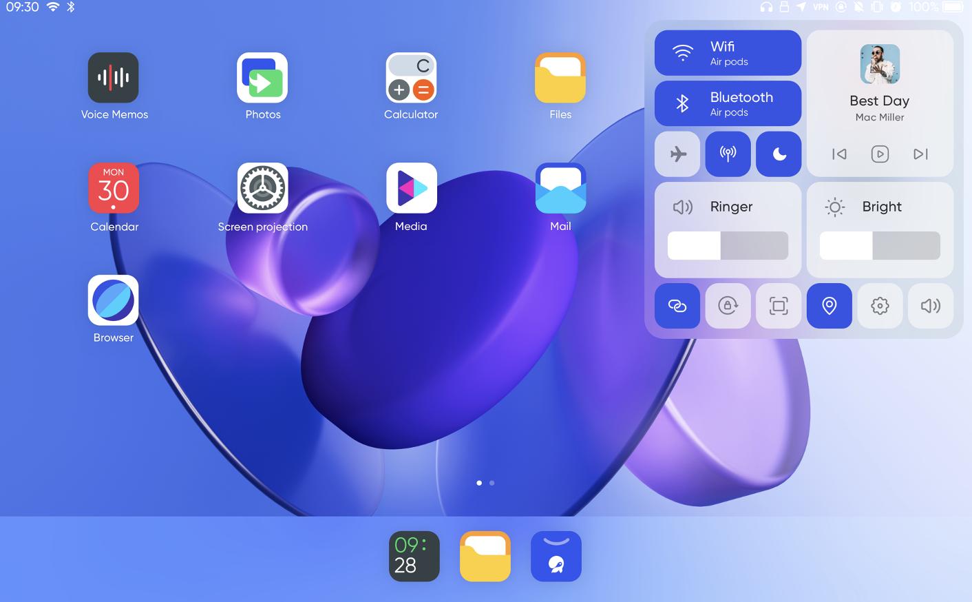 鲸鲮科技发布JingOS操作系统预览版 数码科技 第2张