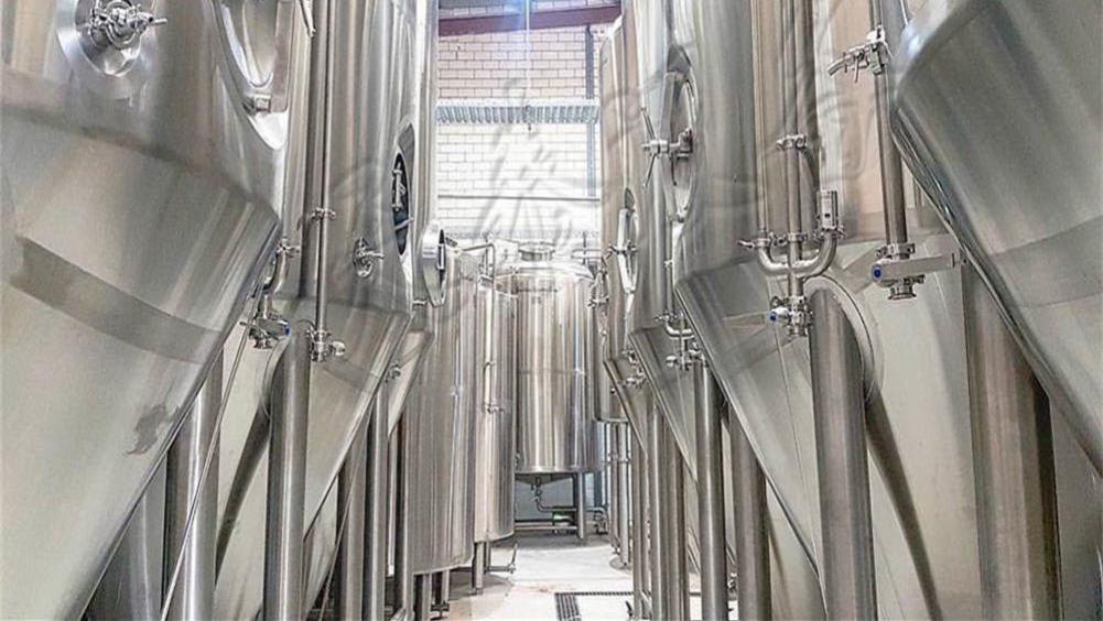 小型啤酒设备厂分享酵母回收的时间与原则