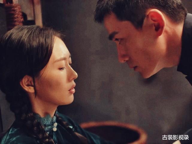 《背叛者》朱怡贞的出狱表示了该剧的大终局,陈默群终极一无所得