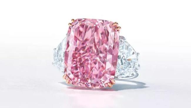 价值两亿的紫粉色钻石,它贵在哪?