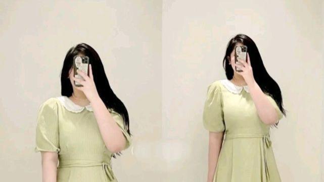超过130斤女孩的日常穿搭,显瘦还精致,果然时尚与胖瘦无关!