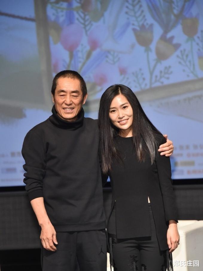 99年,18岁陈婷爱上49岁张艺谋,陈婷有身,张艺谋:我给你两个选择_日本娱乐新闻