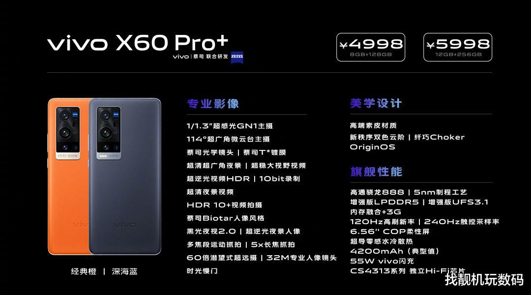 vivoX60Pro+正式发布,1月30日开售 好物资讯 第6张