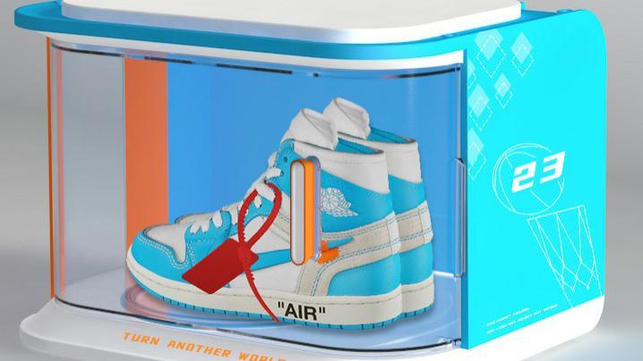 运动鞋收纳用什么?一款超炫鞋盒推荐给大家,内含彩蛋