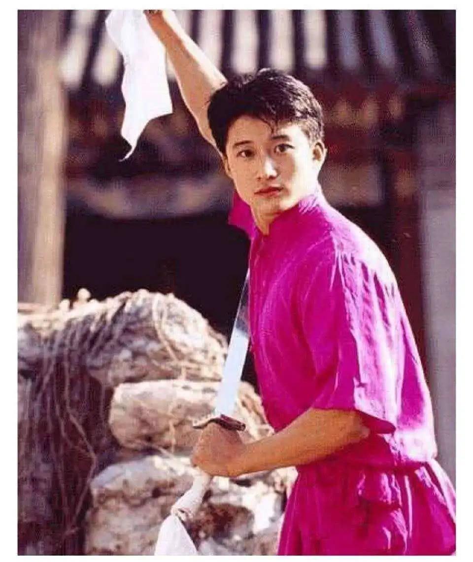 同样是18岁的年华,张卫健惊艳了时代,他却付出了很多