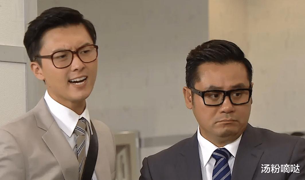 """穿越时空100次,开放式终局意难平,这部TVB警匪剧""""冷艳""""到我了"""