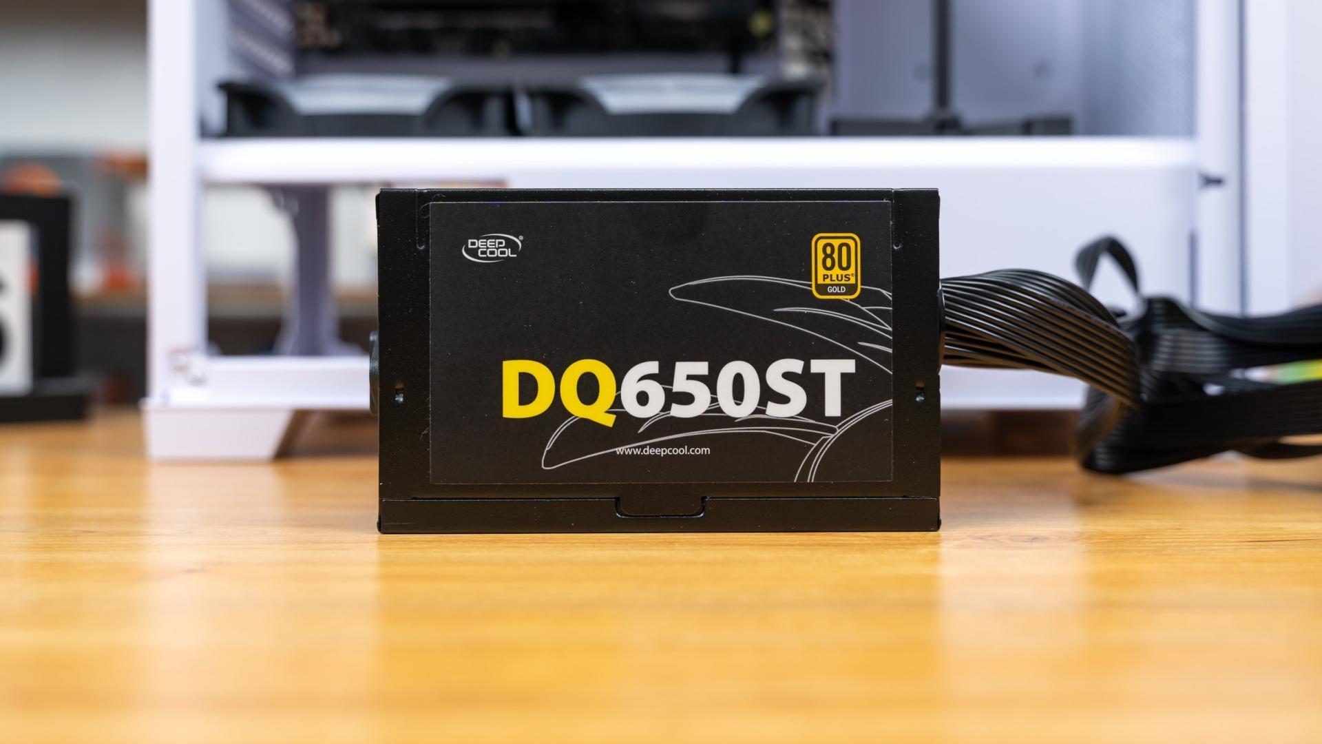 应付3070显卡,650W电源够用么?九州风神DQ650ST金牌电源 评测