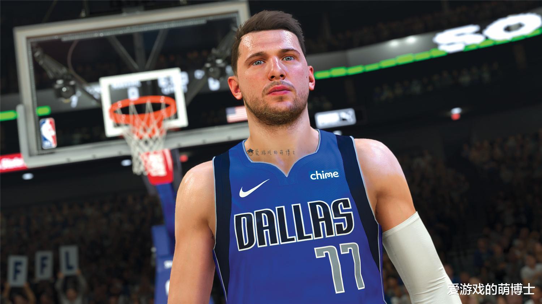 《【煜星测速注册】我试玩了一下《NBA2K22》,发现游戏开发商有点飘》